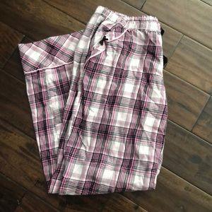 Victoria's Secret pajama bottoms